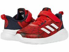 adidas FortaRun Spider-Man EL I Fv4266 Toddler Girl Boy New 100% Authentic