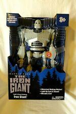 The Iron Giant Robot Walking Talking Light Up Figure Walmart Exclusive New
