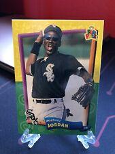 1994 Upper Deck Fun Pack White Sox Baseball 170 Michael Jordan