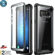 Samsung Galaxy Note 8 Case Protective Cover Screen Protector Full Body Rugged