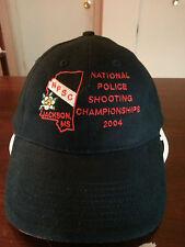 National Police Shooting Championships 2004 Jackson MS / Ball Cap Hat