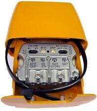 Amplificatore  da palo Televes 561501 LTE serie Nanokom 3 in B3/UHF-FM-IFmix
