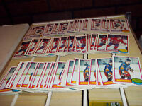1980-81 OPC 80-81 O PEE CHEE LARGE SINGLE LOT FINISH YOUR SET PICK 10 EX+ NR-MT
