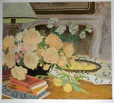 "Still Life-Floral-""The Occasion""-Ellen Gunn-Ltd./Ed.-Signed-Serigraph-Art-Prints"