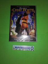 LE CHAT POTTE ANTONIO BANDERAS DREAMWORKS DVD