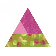Sizzix Bigz L Die - Varied Triangle 662036 Victoria Findlay Wolfe Quilts