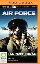 Air Force by Ian McPhedran (2015, MP3 CD, Unabridged)