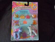 Mi Pequeño Pony-G2 Royal Gemelos Joya & Sparkle (español) - MOC