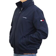 TOMMY HILFIGER Mens Yacht Jacket Water Stop Windbreaker...