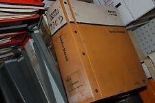 CASE 780D Backhoe Loader Repair Shop Service Manual book overhaul owner guide