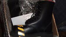 Aryan Wear Panzer Boots Skinhead Skingirl New Old Stock US 6 UK 5 EUR 39