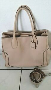 ABRO Handtasche Shopper/Bag/Tote in beige, neuwertig