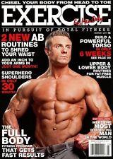 Exercise for men only Magazine 3/2011 muscles FULL BODY