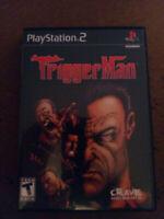 Trigger Man (Sony PlayStation 2, 2004) - PS2