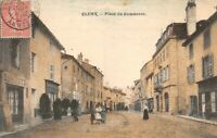 CLUNY - Place du commerce