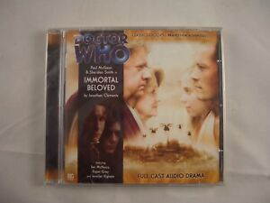 Doctor Who Immortal Beloved Full Cast Audio CD