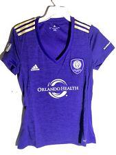 Adidas Women's MLS Jersey Orlando City Team Purple sz 2XL