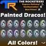 [PC] Rocket League Every Painted Draco Exotic Wheels (Crimson,White,SB...)