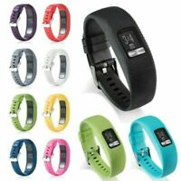 Für Garmin VivoFit 4 Tracker Silikon Armband Uhrenarmband Uhr Watch Band Strap H