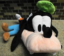 New Walt Disney World Parks GOOFY Plush Costume Hat with Mini Body - Adult Size