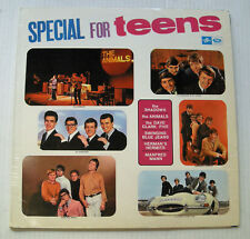 various SPECIAL FOR TEENS LP 1966 Columbia ITALY Animals Manfred Mann DC5