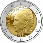 manueduc GRECIA 2 EUROS 2017 CONMEMORATIVA NIKOS KAZANTZAKIS NUEVA