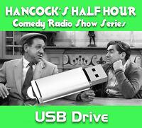 HANCOCK'S HALF HOUR - 119 OLD TIME COMEDY RADIO SHOW ON USB DRIVE AUDIO MP3