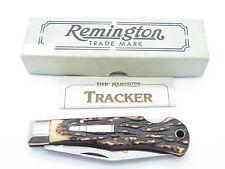 1990 REMINGTON UMC USA R1306 TRACKER FOLDING LOCKBACK POCKET BULLET KNIFE in BOX