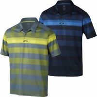 Oakley Golf O-Hydrolix™ Daredevil Short Sleeve Mens Golf Polo Shirt