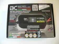 Batterieladegerät BC DUETTO 12 Volt Blei/MF/LI, Ladestrom 1,5A Kapazität 3-100AH