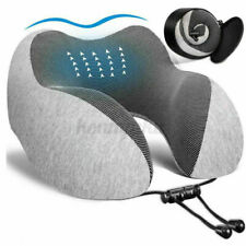 Pillow Memory Foam U Shaped Neck Support Head Soft Cushion Rest Airplane Travel