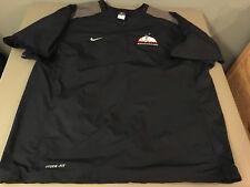 New Mens Nike Storm-Fit Bat Speed Baseball & Softball Academy Pullover Jacket Xl