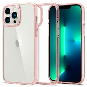 iPhone 13 Pro Max / 13 Pro / 13 / 13 Mini Case Spigen [Ultra Hybrid] Clear Cover