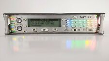 Sound Devices 744T Digital Multi Track Audio / Sound Recorder (80GB HDD)+ extras