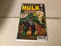 IMMORTAL HULK (2018 Marvel) #33 BENNETT Variant NM 1st Print Thor Venom She Hulk