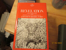 BIBLE COMMENTARY on REVELATION J Massyngbeerde Ford HARDBOUND Anchor Bible