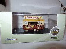Oxford 76TR001 TR001 1/76 oo scale trailer bob's hot dog van