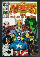 Avengers #279 Marvel Comics May 1987 Buscema/Palmer Cover VF-NM- 8.0-9.0!