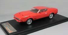 Premium X Ford Mustang Mach 1 in Red 1971 PRD396J 1/43 NEW Limited Edition