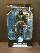 GREEN ARROW DC Multiverse McFarlane SEALED Action Figure