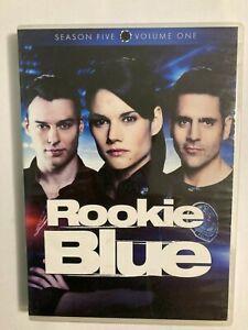 Rookie Blue - Season Five Volume One - 5 - DVD - R1