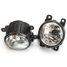 NEW REPLACEMENT FOG LIGHTS LAMP FOR CHEROKEE, COMPASS, ProMaster with BULBS PAIR