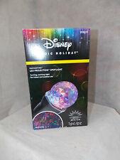Disney Magic Holiday #0785215 Enchant LED Projection Spotlight Multi-Color NIB