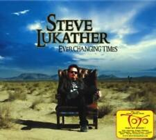 Lukather, Steve - Ever Changing Times CD NEU OVP