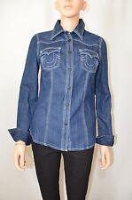 New Women True Religion Rocky Long Sleeve Western Shirt Size XS MSRP $149