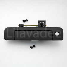 2012 - 2016 HOLDEN COLORADO CHEVROLET BLACK MATTE TAILGATE HANDLE WITH KEY HOLE