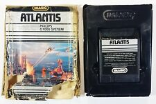 Philips Videopac G7000 ATLANTIS Imagic 1983 dt. PAL Ovp