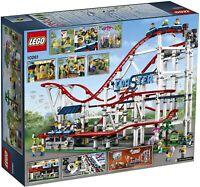 LEGO Creator Expert Roller Coaster 10261 Building Kit (4124 Pieces) New