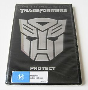 TRANSFORMERS (2 DISC SPECIAL EDITION) - DVD | LIKE NEW & SEALED