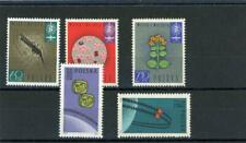 Poland 1962 Scott# 1087-9,1091-2 mint LH
